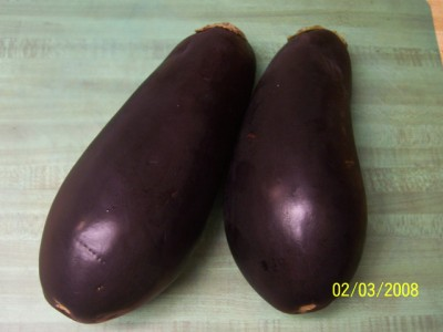 Nancy Walker, Healthy Eating, Baked Eggplant