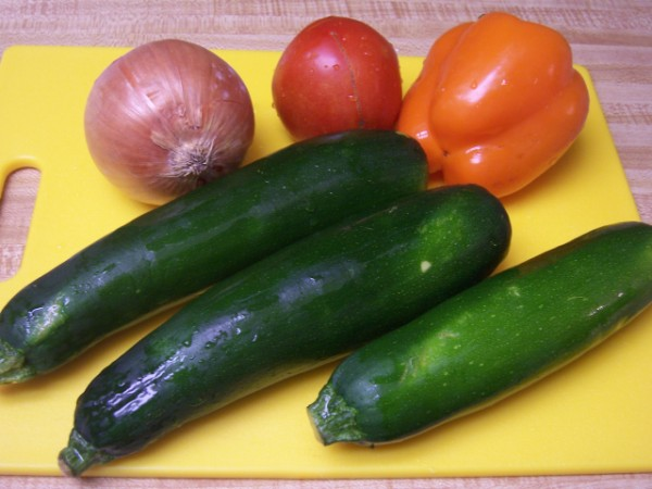 Stuffed Zucchini. Nancy Walker, Healthy Eating
